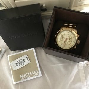 Michael by Michael Kors Gold Watch
